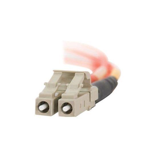 C2G Low-Smoke Zero-Halogen - patchkabel - 5 m - orange