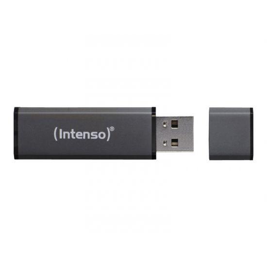 Intenso Alu Line - USB flashdrive - 8 GB