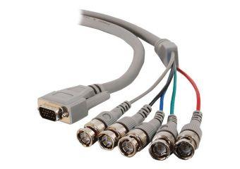 C2G Premium VGA-kabel