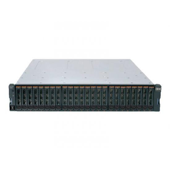Lenovo Storwize V3700 SFF Dual Control Enclosure - harddisk-array