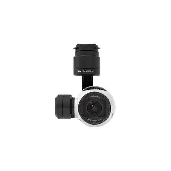 DJI Zenmuse X3 Gimbal and Camera - action-kamera