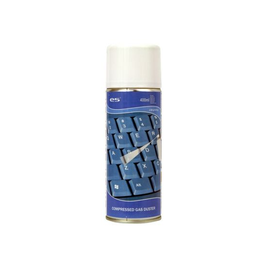 E5 Air Duster 400ml Trykluft