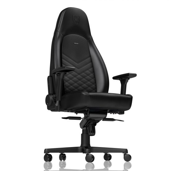 noblechairs ICON Series Faux Leather Black
