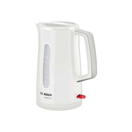Bosch CompactClass TWK3A011 - kedel - hvid/lys grå