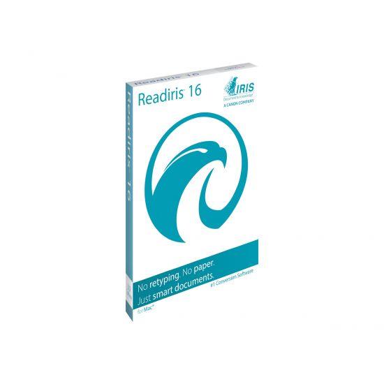 IRIS Readiris Pro Mac (v. 16) - licens - 1 licens