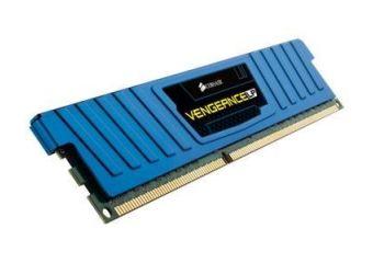 Corsair Vengeance &#45 4GB: 2x2GB &#45 DDR3 &#45 1600MHz &#45 DIMM 240-pin lav profil