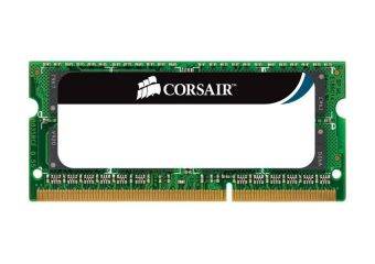 Corsair Mac Memory &#45 4GB &#45 DDR3 &#45 1066MHz &#45 SO DIMM 204-PIN