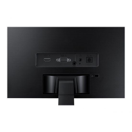 "Samsung CF390 Series C27F390FHU - LCD-skærm - kurvet - Full HD (1080p) - 27"""