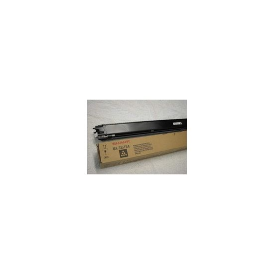 Sharp MX-31GTBA - sort - original - tonerpatron