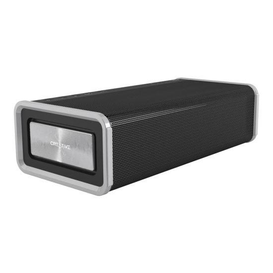 Creative iRoar Go - højttaler - til transportabel brug - trådløs