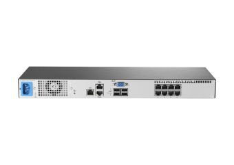 HPE KVM Console G3 Switch 0x1x8