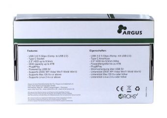 Inter-Tech Argus GD-25609
