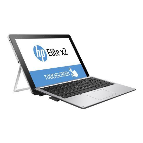 "HP Elite x2 1012 G2 - 12.3"" - Core i7 7600U - 8 GB RAM - 256 GB SSD - Dansk"