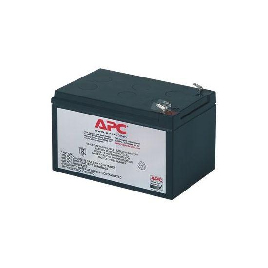 APC Replacement Battery Cartridge #4 - UPS-batteri - Blysyre
