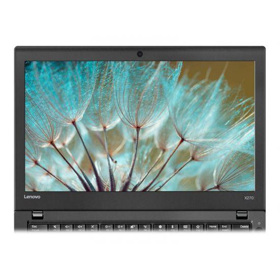 "Lenovo ThinkPad X270 20HN - Intel Core i5 (7. Gen) 7200U / 2.5 GHz - 8 GB DDR4 - 256 GB SSD - (M.2) PCIe - TCG Opal Encryption 2, NVM Express (NVMe) - Intel HD Graphics 620 - 12.5"" IPS"