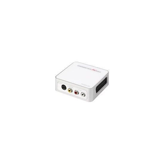 TERRATEC Grabster AV 350 MX - videooptagelsesadapter - USB 2.0