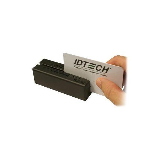 ID TECH MiniMag II - magnetisk kortlæser - USB, wedge-kobling til tastatur