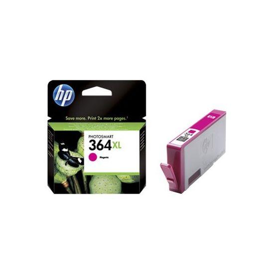 HP 364XL - Højtydende - magenta - original - blækpatron