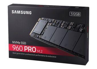 Samsung 960 PRO MZ-V6P512BW &#45 512GB