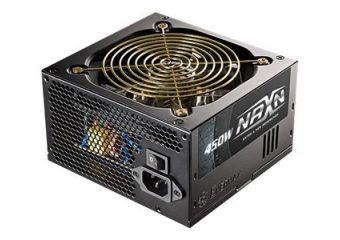 Enermax NAXN ENP450AGT &#45 strømforsyning &#45 450W