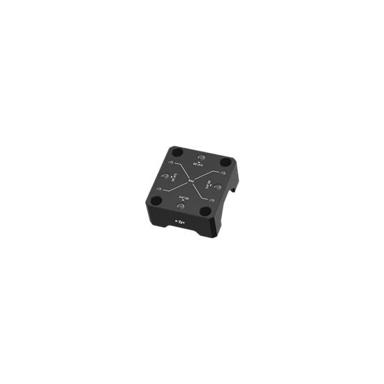 DJI Top Mounting Block - rod clamp / mounting plate