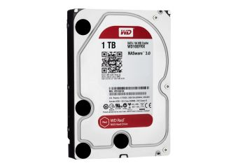 WD Red NAS Hard Drive WD10EFRX &#45 1TB