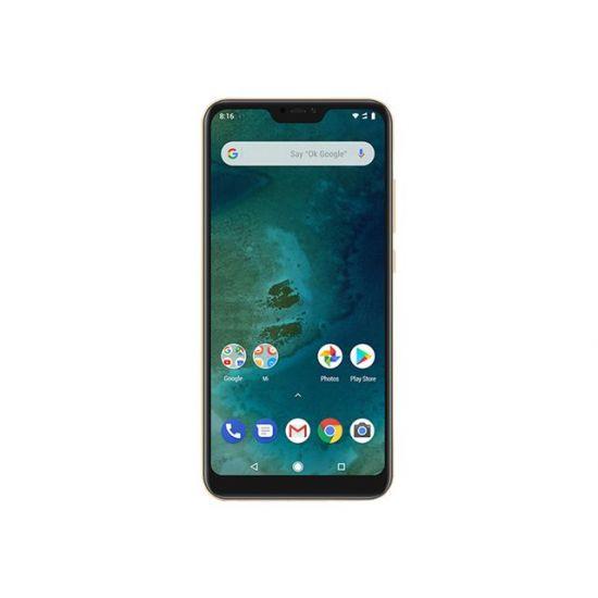 Xiaomi MI A2 Lite - guld - 4G HSPA+ - 32 GB - GSM - smartphone