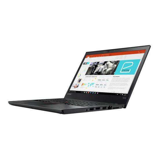 "Lenovo ThinkPad T470s 20HF - Intel Core i7 (7. Gen) 7500U / 2.7 GHz - 16 GB DDR4 - 1 TB SSD - (M.2) PCIe - TCG Opal Encryption 2, NVM Express (NVMe) - Intel HD Graphics 620 - 14"" IPS"