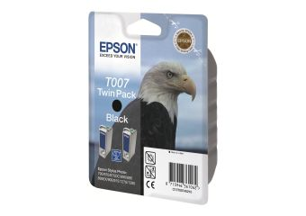 Epson T007 Twin Pack