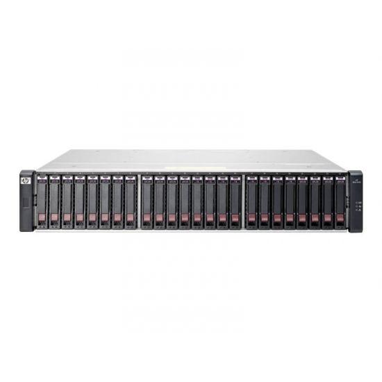 HPE Modular Smart Array 1040 Dual Controller SFF Storage - harddisk-array