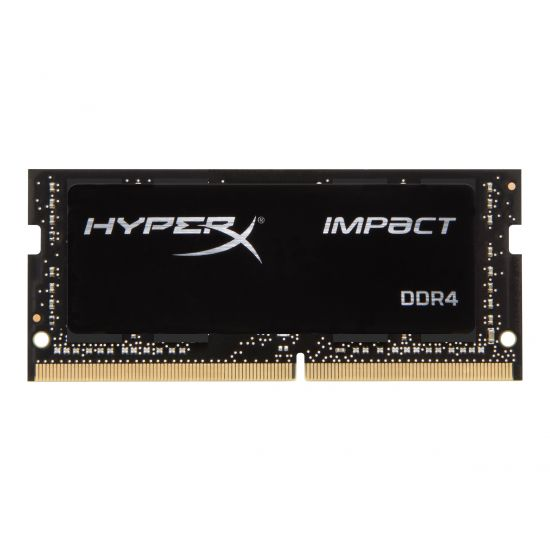 Kingston HyperX Impact &#45 8GB &#45 DDR4 &#45 2400MHz &#45 SO DIMM 260-PIN - CL14