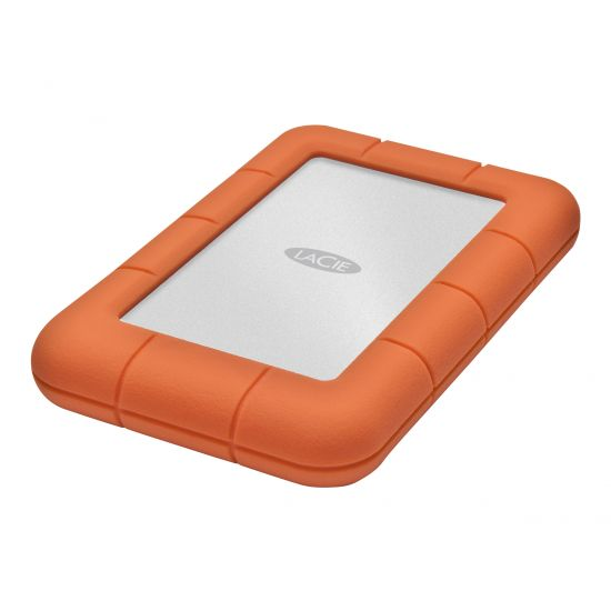 LaCie Rugged Mini harddisk - USB 3.0 2TB
