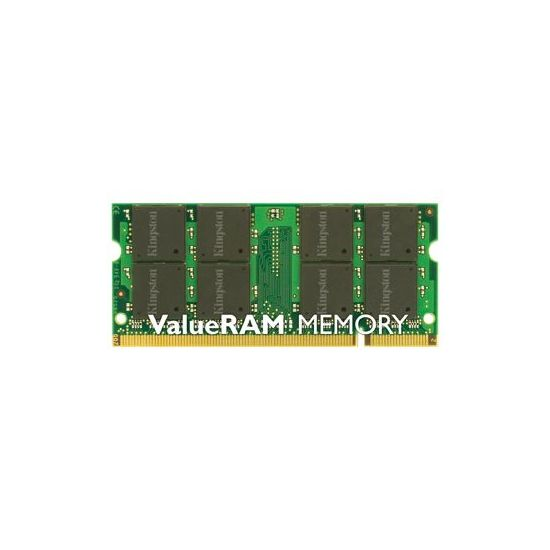 Kingston ValueRAM - DDR2 - 2 GB - SO DIMM 200-PIN