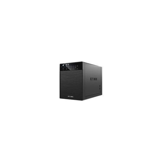 RaidSonic ICY BOX IB-RD3640SU3E2 - harddisk-array