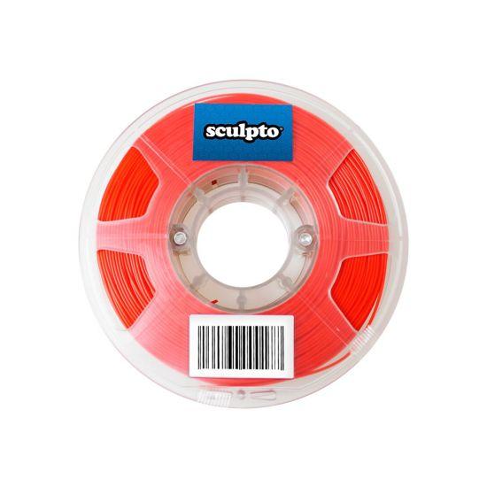 Sculpto - rød - PLA-filament