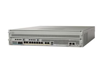 Cisco ASA 5585-X Security Plus IPS Edition SSP-10 and IPS SSP-10 bundle