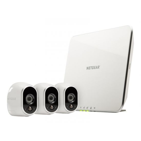 Arlo VMS3330 Security System 3 x Camera Kit