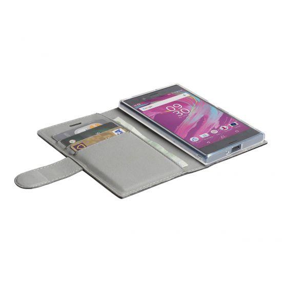Krusell Icon 3 Card FolioCase - flipomslag til mobiltelefon