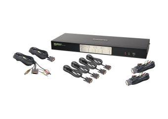 IOGEAR MiniView Dual View KVMP Switch GCS1644