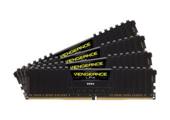 Corsair Vengeance LPX &#45 32GB: 4x8GB &#45 DDR4 &#45 2666MHz &#45 DIMM 288-PIN