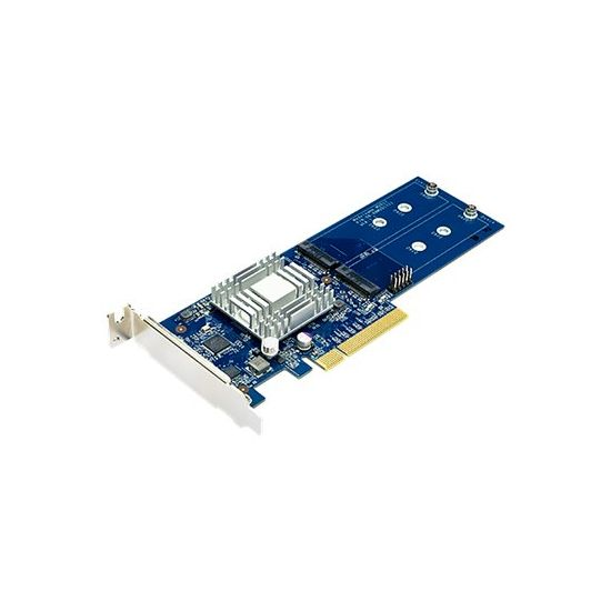 Synology M2D17 - ramme - M.2 Card - PCIe 2.0 x8