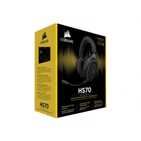 CORSAIR Gaming HS70 - trådløst gaming headset