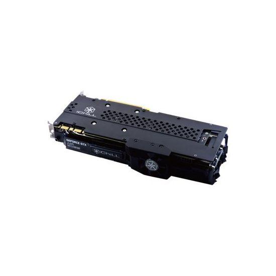 Inno3D iChiLL GeForce GTX 1070 Ti X4 &#45 NVIDIA GTX1070Ti &#45 8GB GDDR5 - PCI Express 3.0 x16