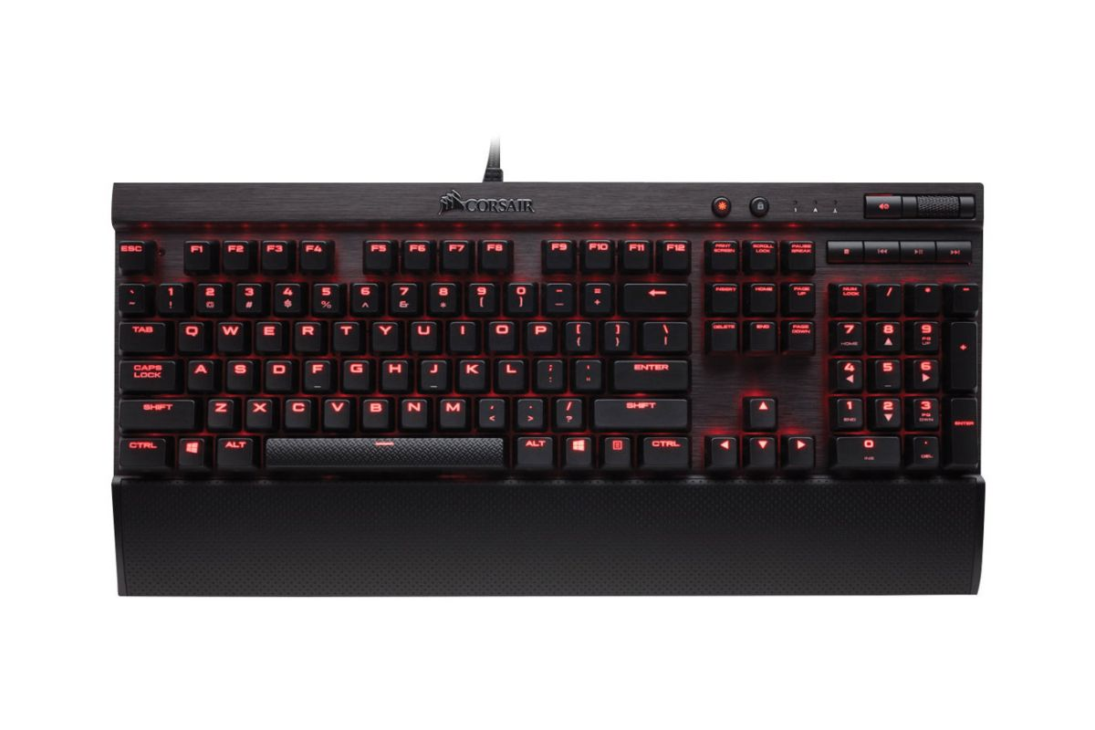 CORSAIR Gaming K70 RAPIDFIRE Mechanical