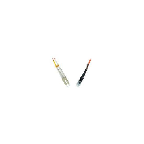 MicroConnect netværkskabel - 5 m. - orange
