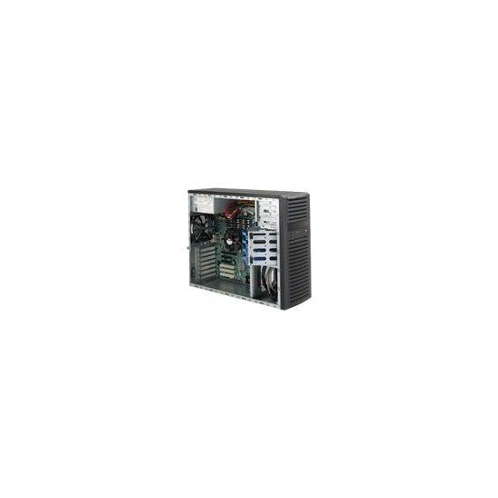 Supermicro SC732 D4-500B - miditower - udvidet ATX