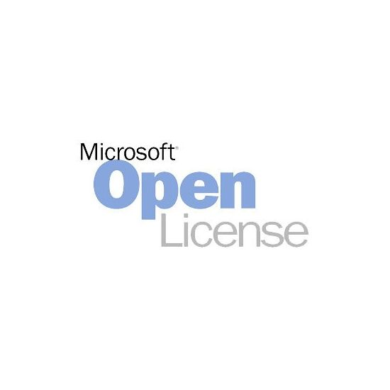 Microsoft Project Server - softwareforsikring - 1 CAL