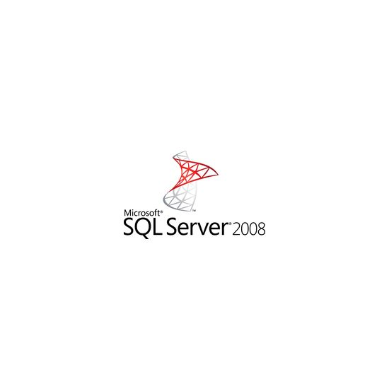 Microsoft SQL Server 2008 R2 Workgroup Edition - licens - 5 enheder-CALs