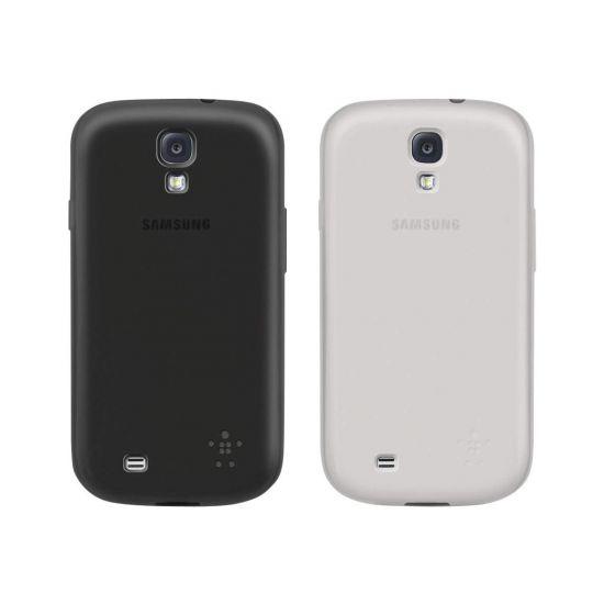 Belkin Grip Sheer Matte - beskyttende kasse til mobiltelefon