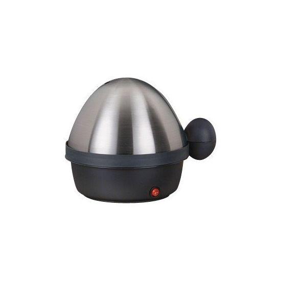 Tristar EK-3076 - æggekoger - rustfrit stål/sort